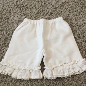 Other - Ruffle shorts.